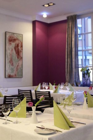 Restaurant SALZ: Momente