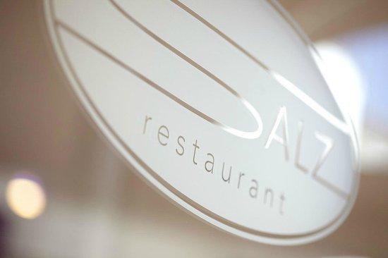 Restaurant SALZ: Eintritt
