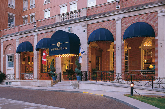 The Lord Nelson Hotel & Suites : Entrance
