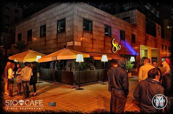 Sio Cafe : Esterno