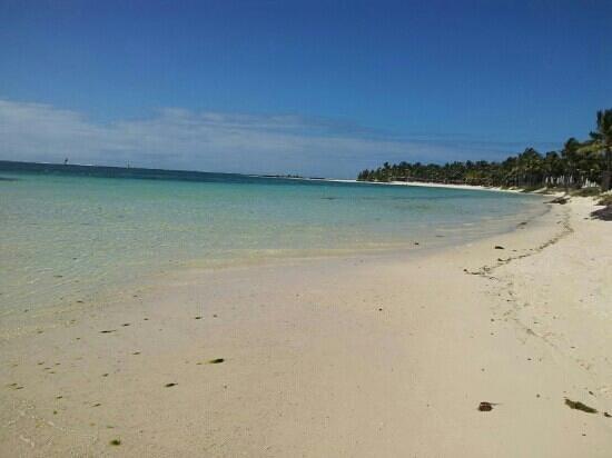Asso Villa: la spiaggia di belle mare