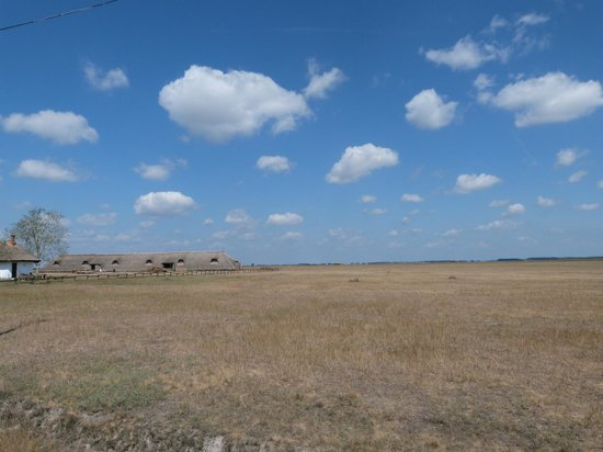 Hortobagy National Park: Ferme dans la Puszta