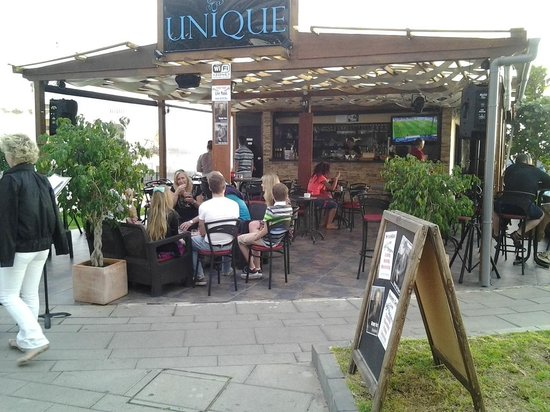 Bar Unique : unique