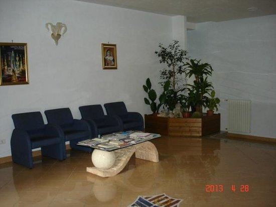 Residenza Nazareth: Sala conversazione