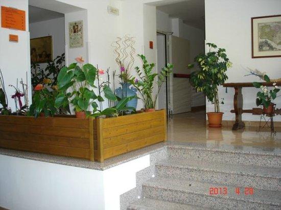 Residenza Nazareth: Ingresso
