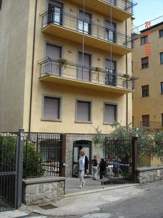Residenza Nazareth: Ingresso secondario