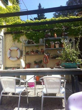 Le Stanze del Casale B&B : giardino