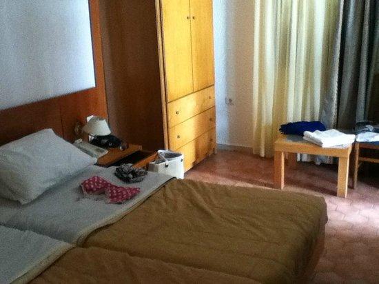 Gaia Garden: hotel room