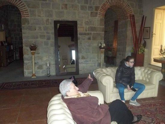 La Sorgente di Francesca: SALA RELAX 2