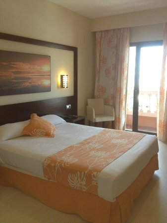 Hotel Spa Cadiz Plaza: стандартный номер