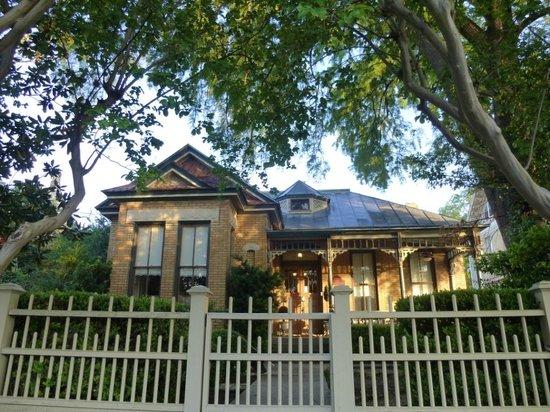 Noble Inns - The Jackson House: Entrance
