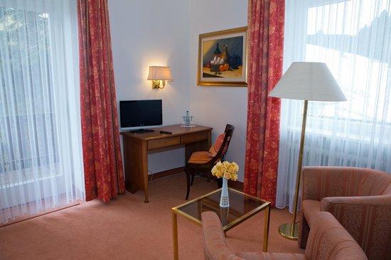 Hotel Diana: Room
