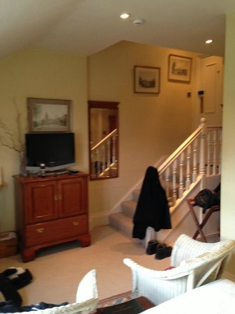 The Old Vicarage: My bedroom