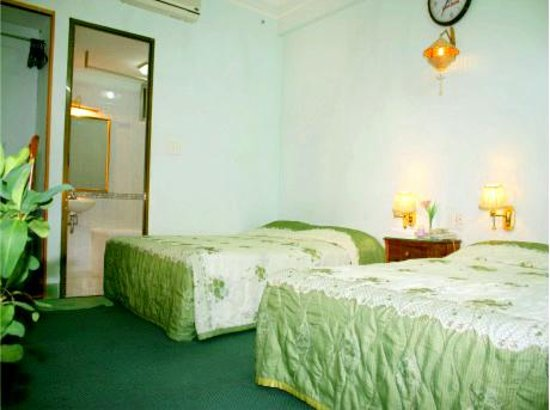 Bamboo Hotel Photo