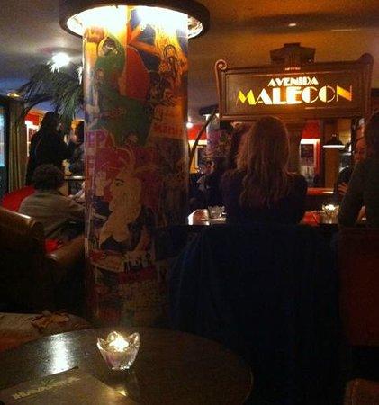 Havanita: bar