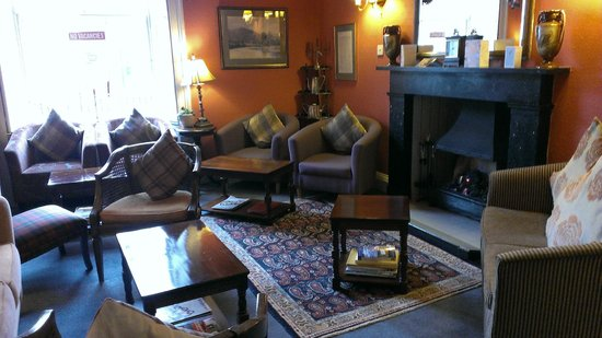 Albany Hotel: Sitting room