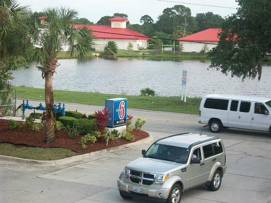 Motel 6 Bradenton: vista palude