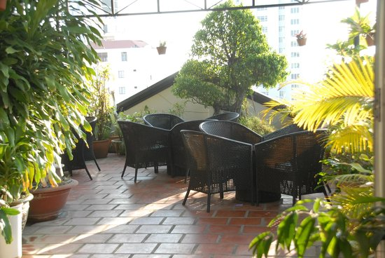 Oriole Hotel: Roof Terrace Cafe
