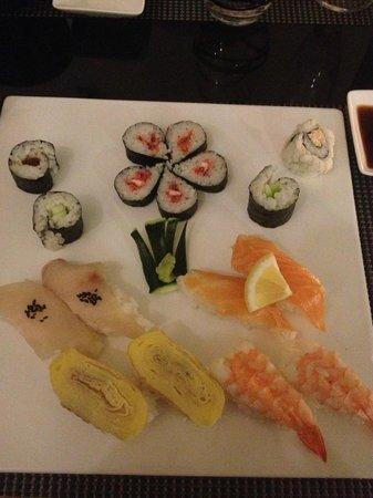 sushi kaoru