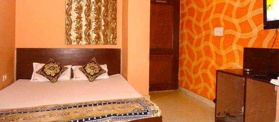 Hotel Hridey Inn: Deluxe Room