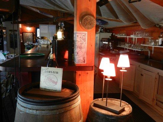 Degustation Chez Jaouen: Côté bar