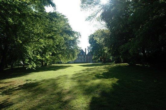 Chateau du Landel : Promenade dans le parc