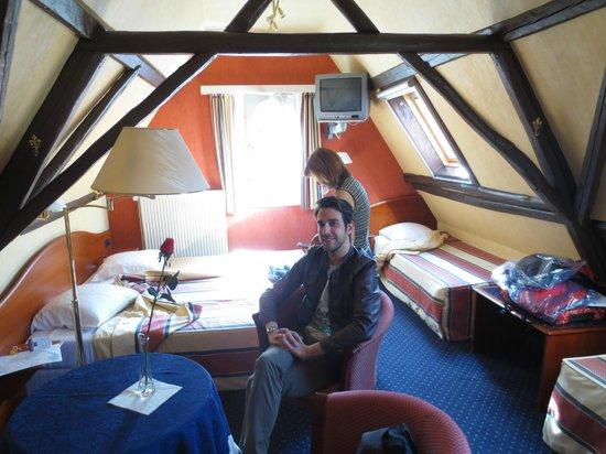 Anselmus Hotel: Camera per 4