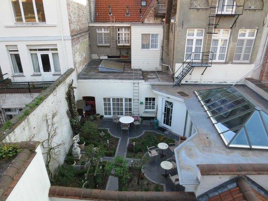 Anselmus Hotel: Il garden