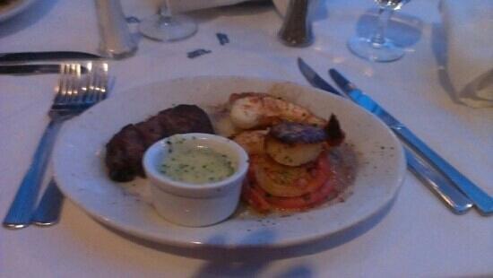 Ruth's Chris Steak House : Yummy