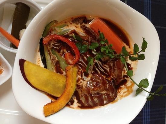 Bakery Cafe Penny Lane Nasuhonten: Beef stew