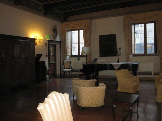 Palazzo Ravizza: hall