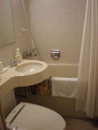 Kyoto Century Hotel: バスルーム