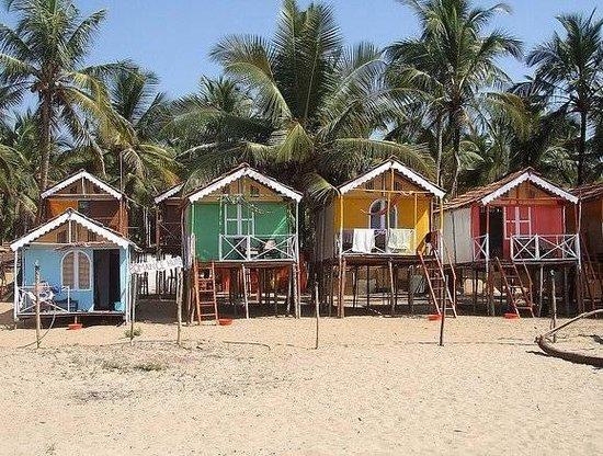 Patnem Beach Huts