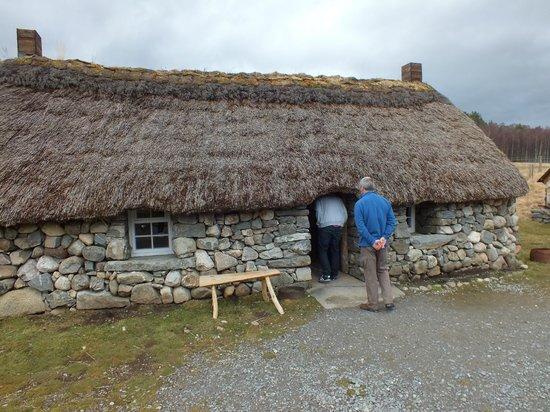 Highland Folk Museum: Old House