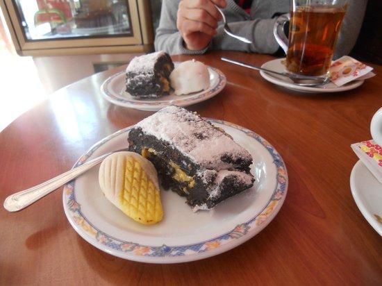 Pastelaria Tavirense: Dulces típicos, ¡que buenoooos!.....