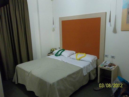 Hotel 33 Baroni: camera