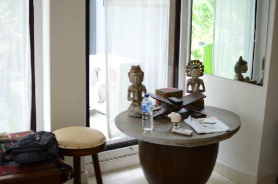Mulawarman Ubud Bali: Inside room