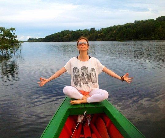 Tariri Amazon Lodge: Gratitude