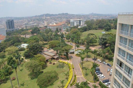 Sheraton Kampala Hotel: SHERATON