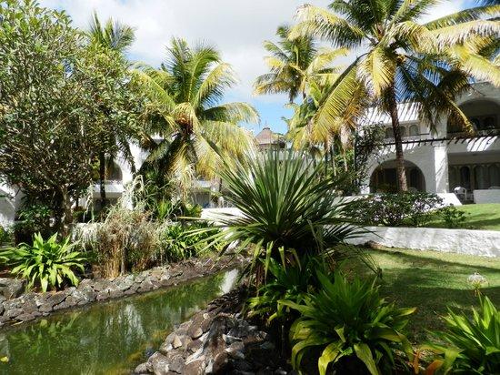 Casuarina Resort & Spa: vue de la chambre