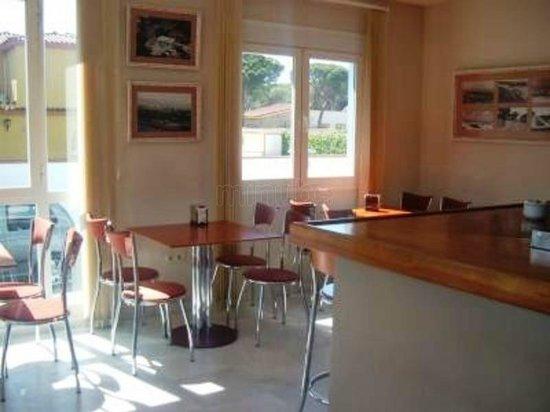 Playa de Valdelagrana : Cafetería