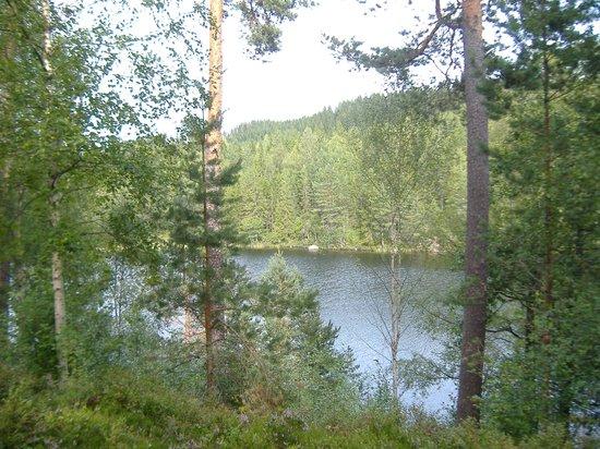 Loka Brunn: Beautiful setting