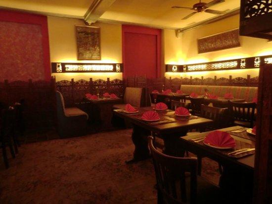 Zala Restaurant Rothenbaum: Speisesaal