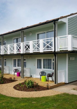 Warner Leisure Hotels - Corton Coastal Holiday Village: Accomodation