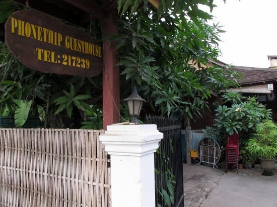 Phornthip Guesthouse Foto