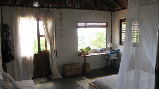 Eco-Pousada Casa Bobo : Habitación