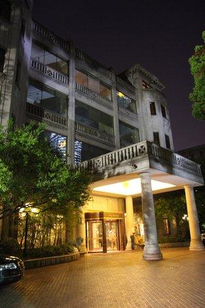Donghu Hotel (Donghu Road): Original hotel