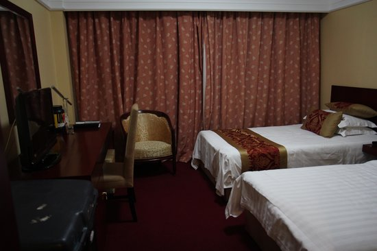 Donghu Hotel (Donghu Road): Twin room in the annex