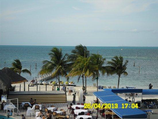 Aquamarina Beach Hotel: fantastico