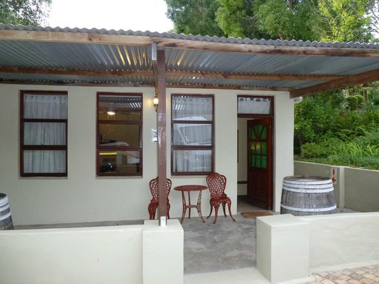 Aanhuizen Guest House: annex